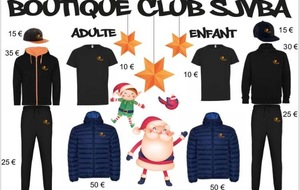 BOUTIQUE CLUB SJVBA